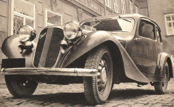 Ersatzteile für historische Fahrzeuge