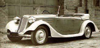 Tatra 75 – obrazový průvodce vývoje