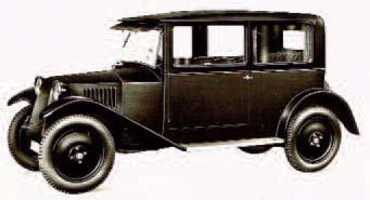 Tatra 11, 12 – pictorial development guide