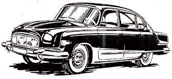 Tatra 603, Tatra 805